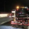 Tamponamento sulla SS16bis a Trani, ferita una ragazza di Barletta