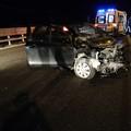 Grave incidente sulla statale 170 Andria-Barletta, tre feriti in codice rosso