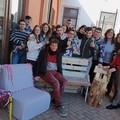 """""""Con le mani """": l'Archimede di Barletta protagonista di un workshop di riciclo"""