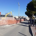 Stadio Puttilli di Barletta, ecco come procedono i lavori