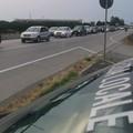 Sorpassi azzardati sulla Sp5 tra Barletta e Margherita di Savoia