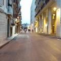 """Piazza Moro  """"blindata """" a causa della Disfida, danno per le attività commerciali"""