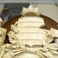 """Inaugurazione del gruppo scultoreo restaurato al  """"Curci """" di Barletta"""