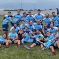 Draghi Bat, torna il rugby: ripartenza con vittoria