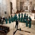 Applausi tra il pubblico di Barletta per il coro femminile EOS di Roma