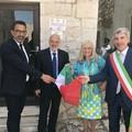 Il Commissario antiracket ed usura, Domenico Cuttaia, in visita a Barletta