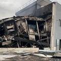 Incendio Dalena Ecologia, domani conferenza al Comune di Barletta