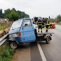 Impatto sulla SS93, incidente questa mattina a Barletta