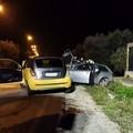 Grave incidente in via Trani, tre auto coinvolte