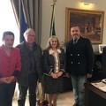 Maria Antonietta Cerniglia incontra Cgil, Cisl e Uil Bat