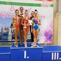 Miss Risk, la ginnasta di Barletta Benedetta Schifano incanta l'Ungheria