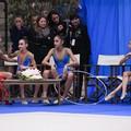 Ginnastica ritmica, le atlete dell'Iris in scena per la finale