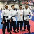 Kung fu e tai chi, gli allievi del maestro Sguera ai Mondiali Unificati di Arti Marziali
