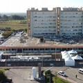 L'ospedale militare di Barletta sta per smontare le tende