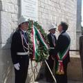 Commemorazione caduti e giornata dell'Unità Nazionale e delle Forze Armate, le celebrazioni a Barletta