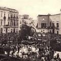 Epidemie a Barletta: no assembramenti di oggi e processioni ex voto dopo la Grande Peste del 1656