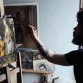 """Luigi Lanotte, l'arte del pittore barlettano, e il """"suo"""" San Ruggiero"""