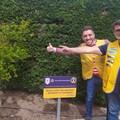 Giornata contro il Cancro Infantile, Lions Barletta pianta un melograno