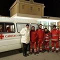 La Caritas Barletta salva dal freddo un senzatetto in ipotermia