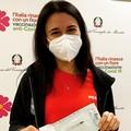 Covid, la prima vaccinata di Barletta: «Mi sento una privilegiata»