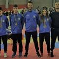Kick boxing, ad Aversa dieci medaglie per la Federico II di Barletta