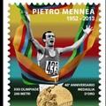Pietro Mennea, presentato questa mattina il suo francobollo celebrativo