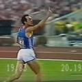 Un francobollo per l'oro olimpico di Pietro Mennea, Damiani: «Sarà emesso a novembre»