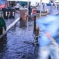 Bomba d'acqua sul mercato di Barletta, situazione cronica