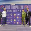 Taekwondo, Carlo Conte a secco ai mondiali di Minsk