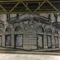 A Barletta torna Palazzo Cuomo e la Libreria Europa con un murale