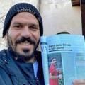 """Luca Naso, il suo  """"viaggio ai confini """" passa anche da Barletta"""