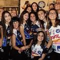 Nelly Volley ospite della Primadonna Bari, è il momento di fare sul serio