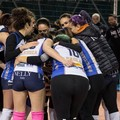 La serie C si allontana per la Nelly Volley