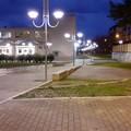 Dieci anni al buio, arriva l'illuminazione in via Luigi Vanvitelli a Barletta