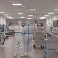 L'ospedale di Barletta torna Covid free dopo mesi di emergenza