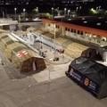 Completato l'ospedale da campo a Barletta: a breve saranno operativi 40 posti letto
