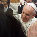 Da Barletta il gruppo AIL incontra Papa Francesco