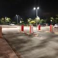 Nuova illuminazione per il parcheggio dell'ospedale Dimiccoli di Barletta