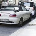 A Barletta dove c'è rampa...c'è parcheggio