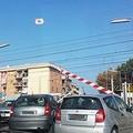 Passaggio a livello di via Andria, 30 minuti senza alcun treno