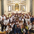 Gli Amici del cammino Barletta: «Un pellegrinaggio che ha riempito i nostri cuori»