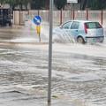Bomba d'acqua su Barletta, meteo fuori controllo