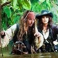 Jack Sparrow alla ricerca della Fonte della Giovinezza