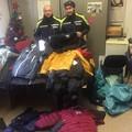 Merce contraffatta, la Polizia locale di Barletta sequestra 179 capi