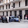 Barletta, polemiche in piazza per la sede legale