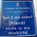 Parcheggi per disabili, «da oggi Barletta è un po' più civile»