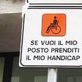 «Se vuoi il mio posto prendi il mio handicap»