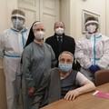 Covid-19, parte anche a Barletta la vaccinazione degli over 80