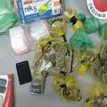 Giovane barlettano denunciato per spaccio: sono 182 i grammi ritrovati