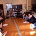 """Riscaldamento a scuola, gli studenti del  """"Cafiero """" a colloquio col sindaco Cascella"""